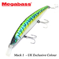 Megabass Zonk 120 SW 'Uk Exclusive Colours'