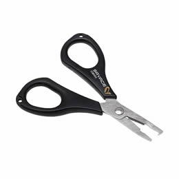 Savage Gear Braid Cutter & Split Ring Scissors